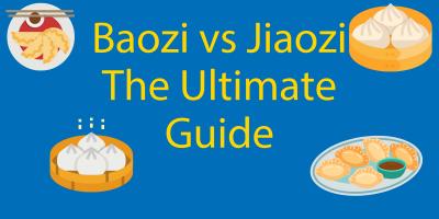 Baozi vs Jiaozi 🥊 The Duel of the Dumplings