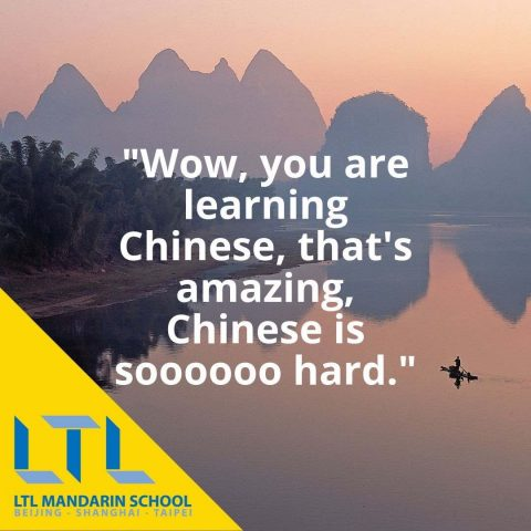 How hard is it to learn Mandarin? Not as bad as you think