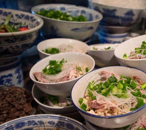 local xian food