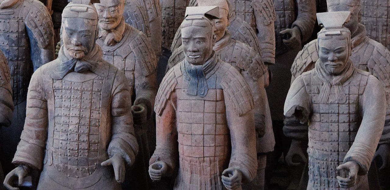 The Terracotta Warriors / Terracotta Army