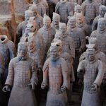 Visit Terracotta warriors xian