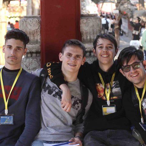 Semester Program - Exploring China Together
