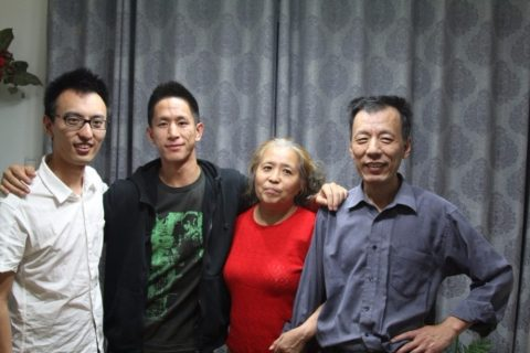 Family time in China is so important given the distances many travel to get home