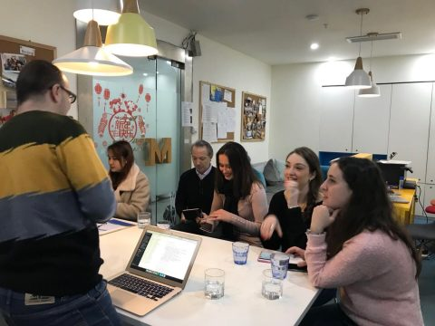 LTL Shanghai gets a new group of students
