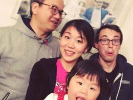 Student - Family bonding