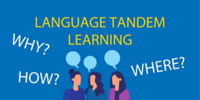 Tandem Language Learning 👬 How to Find and Study with a Language Partner
