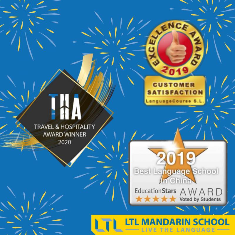 LTL Mandarin School Awards