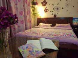 Chinese Homestay Bedroom