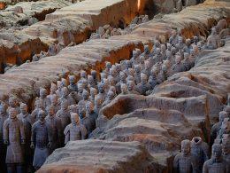 The Terracotta Warriors of Xi'an